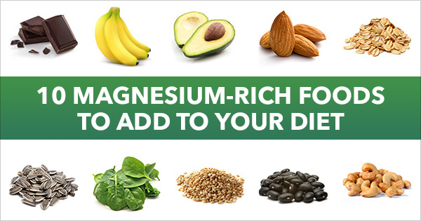 Magnesium-Rich Foods That You Need To Include In Your Diet