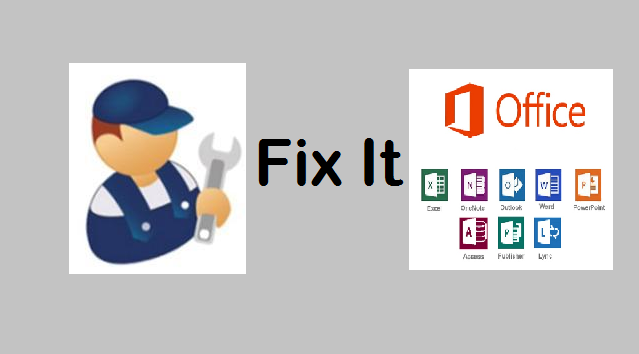 Resolve Microsoft Office Application Issues