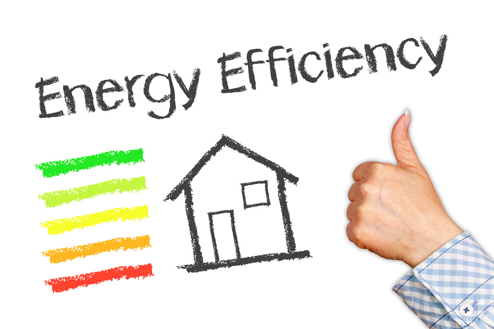 increase energy efficiency