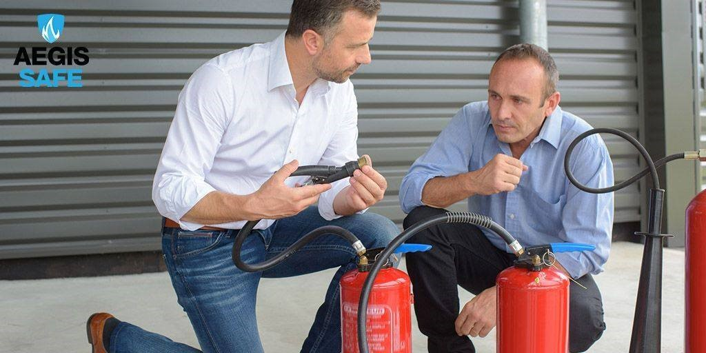 Current Best Practices in Fire Extinguisher Maintenance